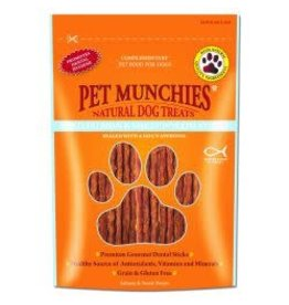 Pet Munchies Pet Munchies Wild Salmon And Sweet Potato Treats 90g