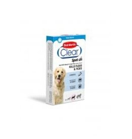 Bob Martin BM Flea Clear Spot On Dog Large