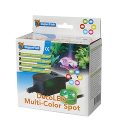 SuperFish SuperFish Deco-LED Multi Colour Spot