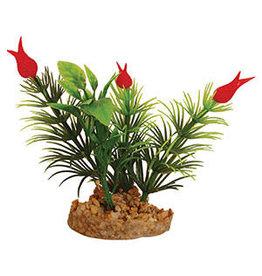 Aqua Spectra AQ Plant With Sanstone Base 4.5cm