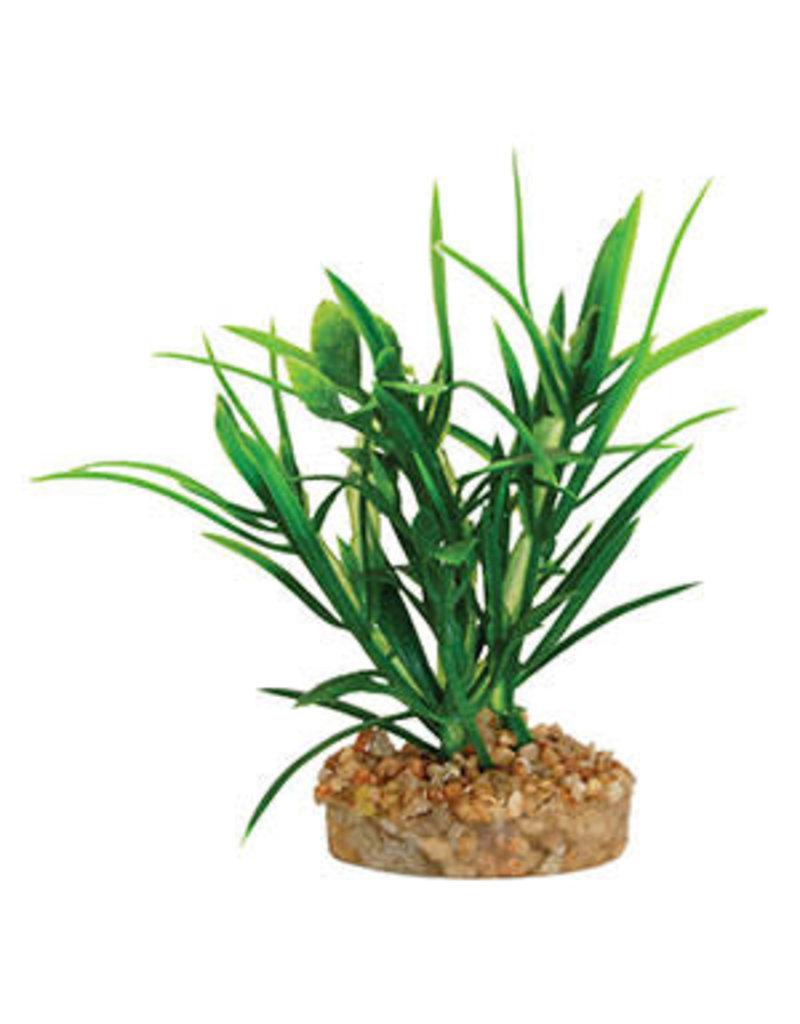 Aqua Spectra AQ Plant With Sandstone Base 4.5cm Green