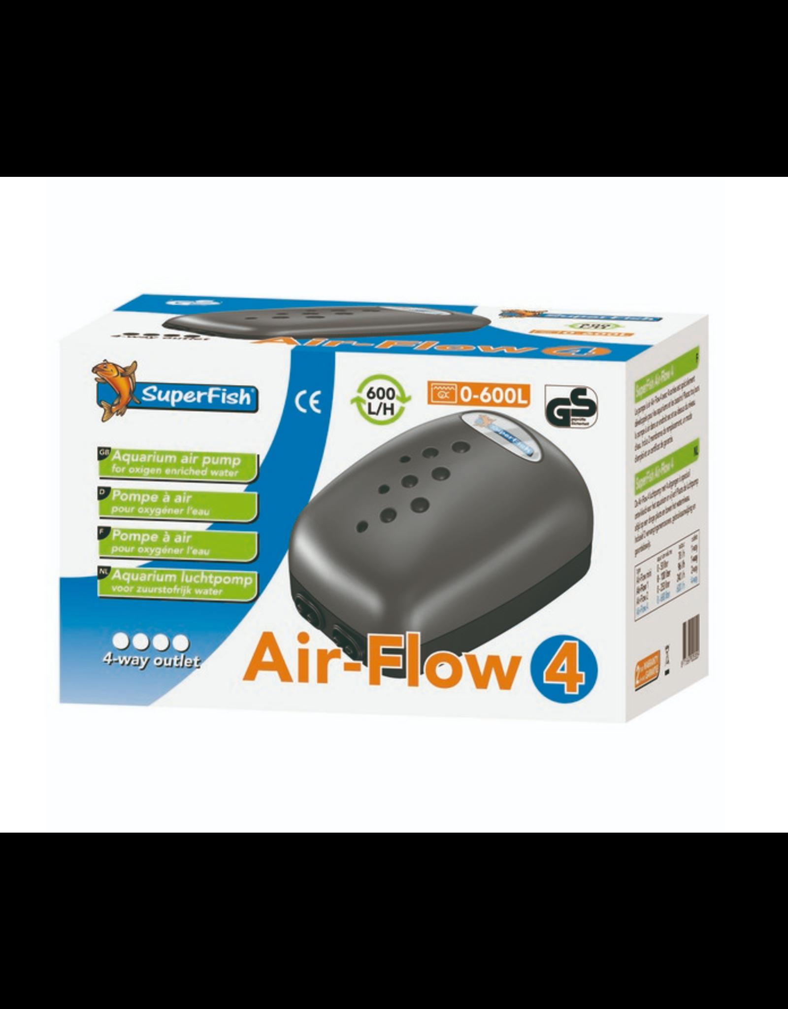 SuperFish SuperFish Air Flow 4 0-600L