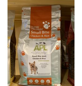 APL APL Super Premium Adult Chicken And Rice Small Breed