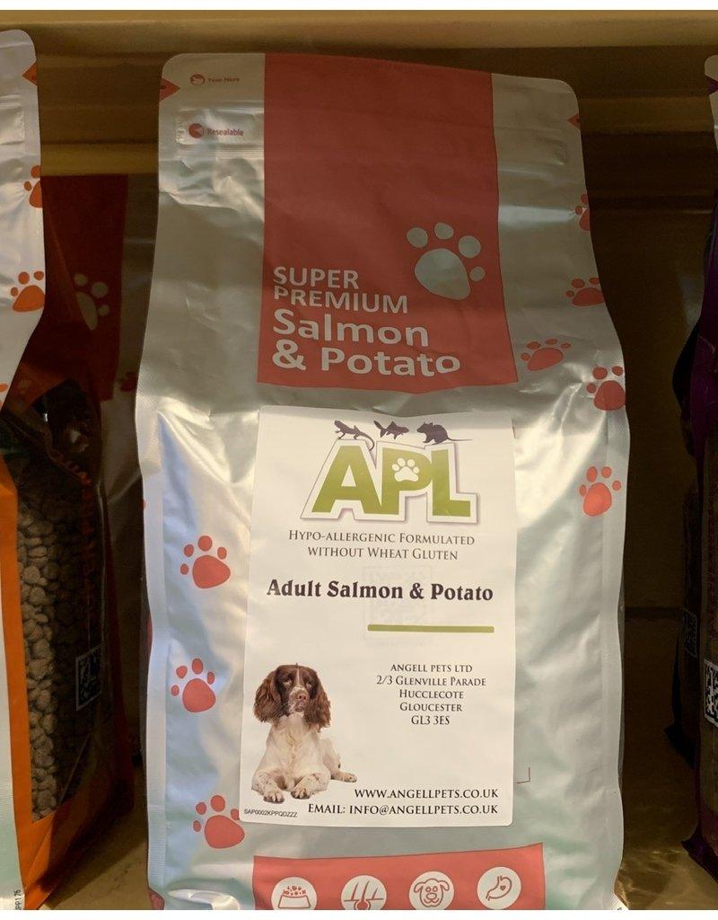 APL APL Super Premium Adult Salmon And Potato