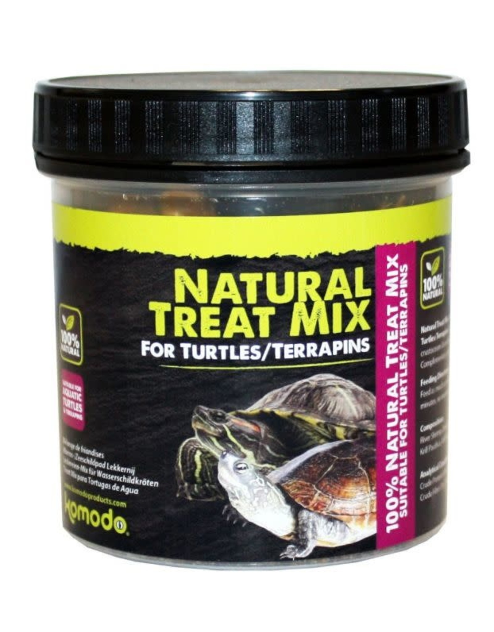 Komodo Turtle & Terrapin Natural Treat Mix
