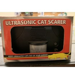 Pest-Stop Ultrasonic Cat Scarer