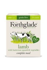 Forthglade Forthglade Grain Free Lamb Single 395g