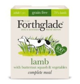 Forthglade Forthglade Grain Free Lamb Single