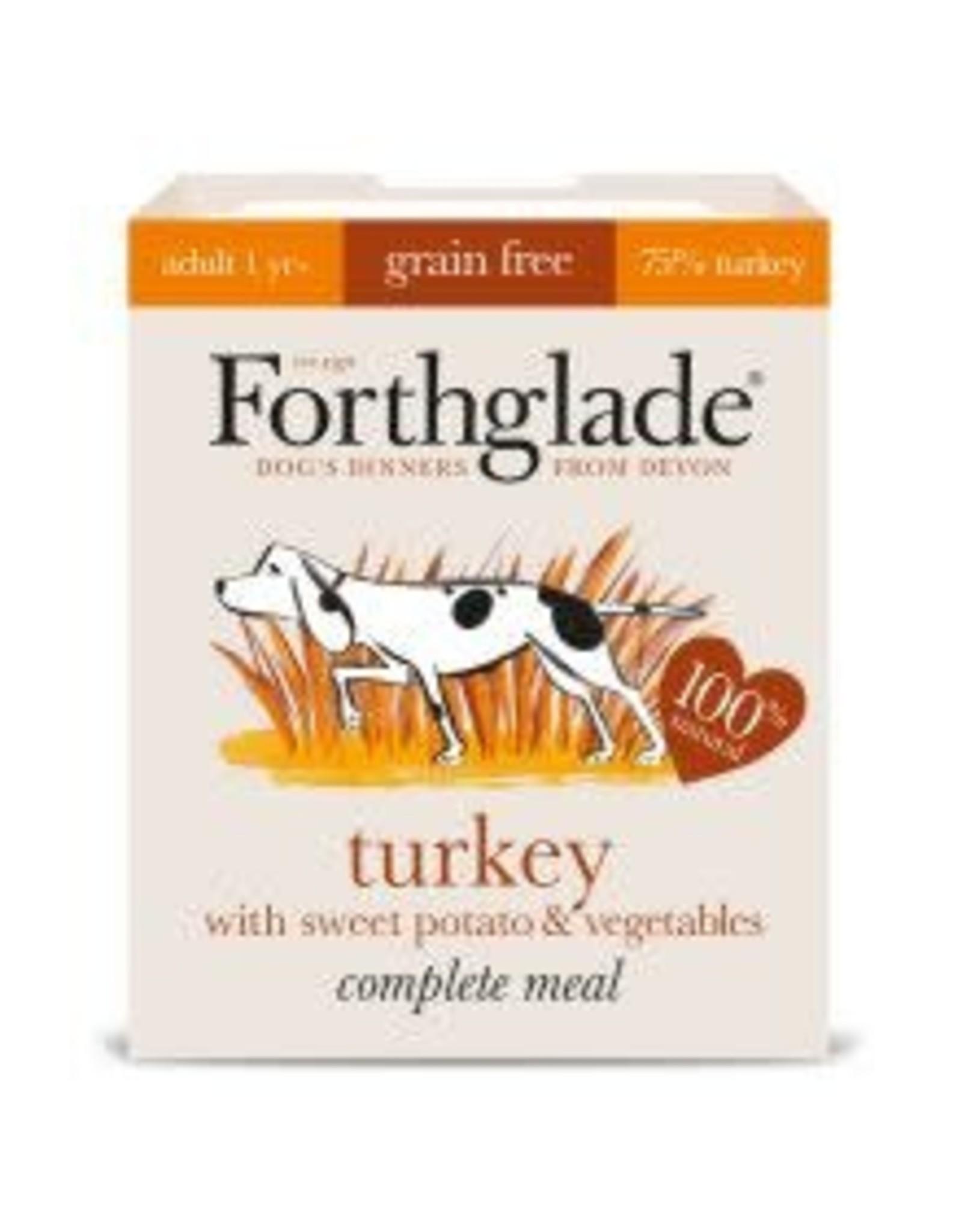 Forthglade Forthglade Grain Free Turkey Single