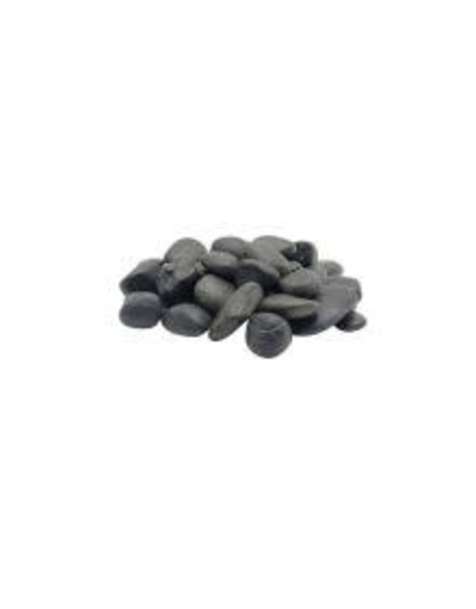 Marina Marina Natural Beach Pebble Black 2kg