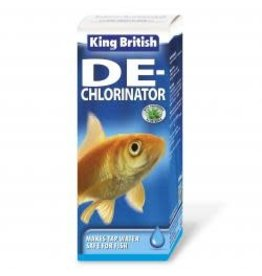 King British KB De-Chlorinator 100ml