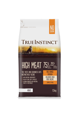 Natures Menu True Instinct Cat High Meat, Free Range Chicken 1.5kg