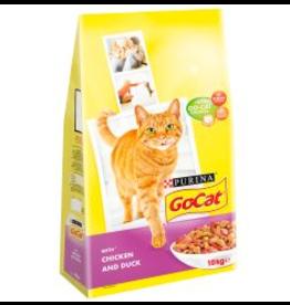 Purina Go-Cat Chicken & Duck 10kg