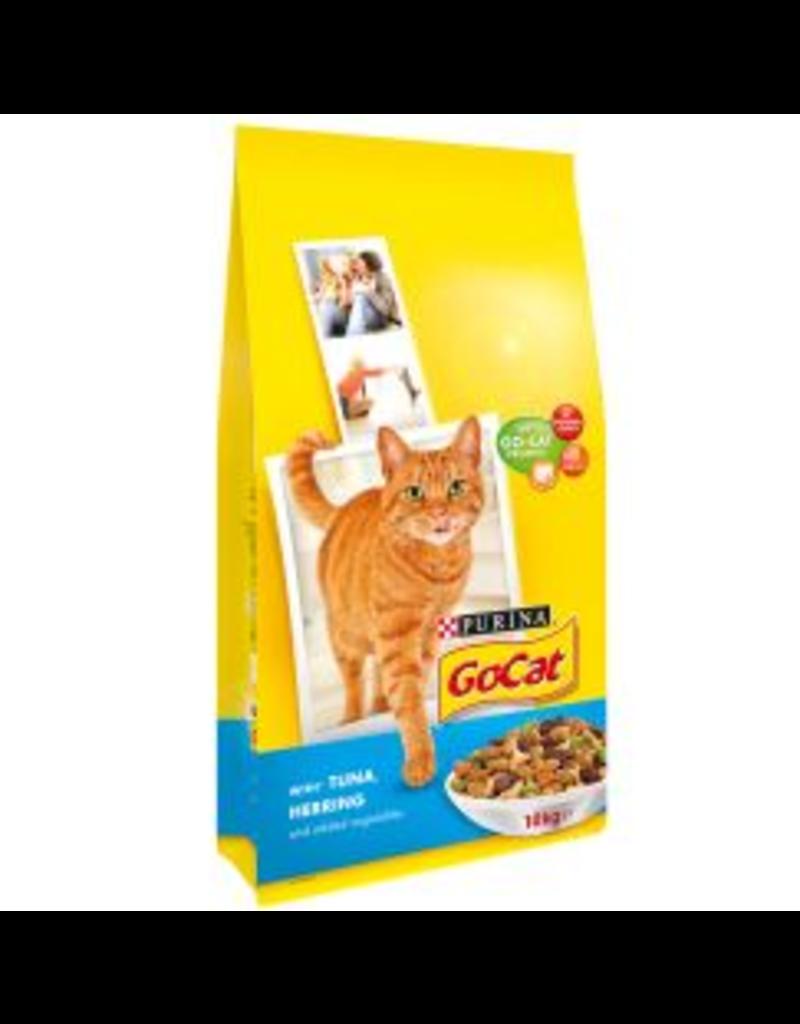 Purina Go-Cat Tuna, Herring & Vegetable 10kg