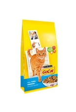 Purina Go-Cat Tuna, Herring & Vegetable 10kg