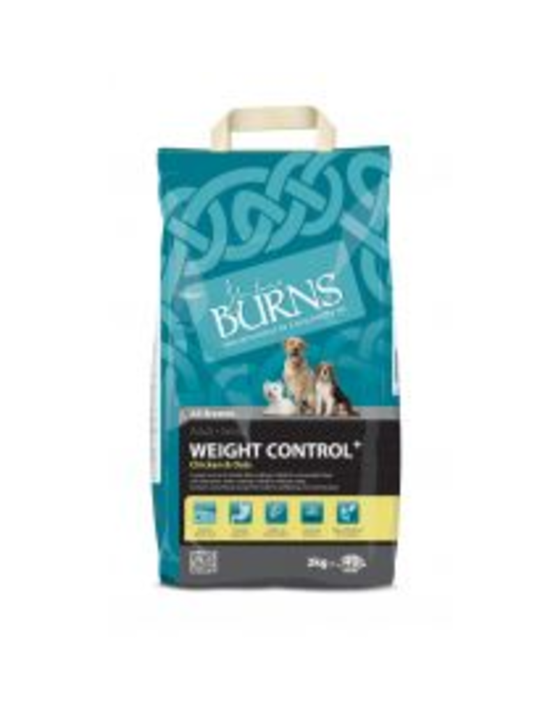 Burns Burns Weight Control Chicken & Oats