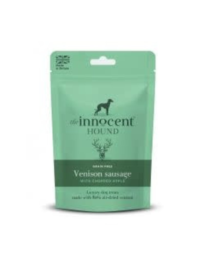 The Innocent The Innocent Hound Sausages Venison & Apple