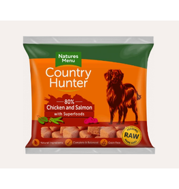 Natures Menu Country Hunter Nuggets Chicken & Salmon 1kg