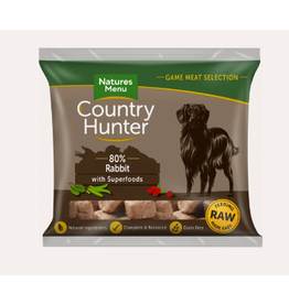 Natures Menu Country Hunter Nuggets Rabbit 1kg