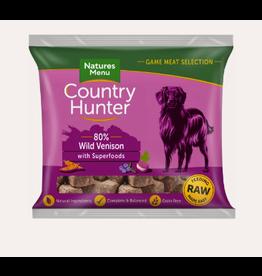 Natures Menu Country Hunter Nuggets Venison 1kg