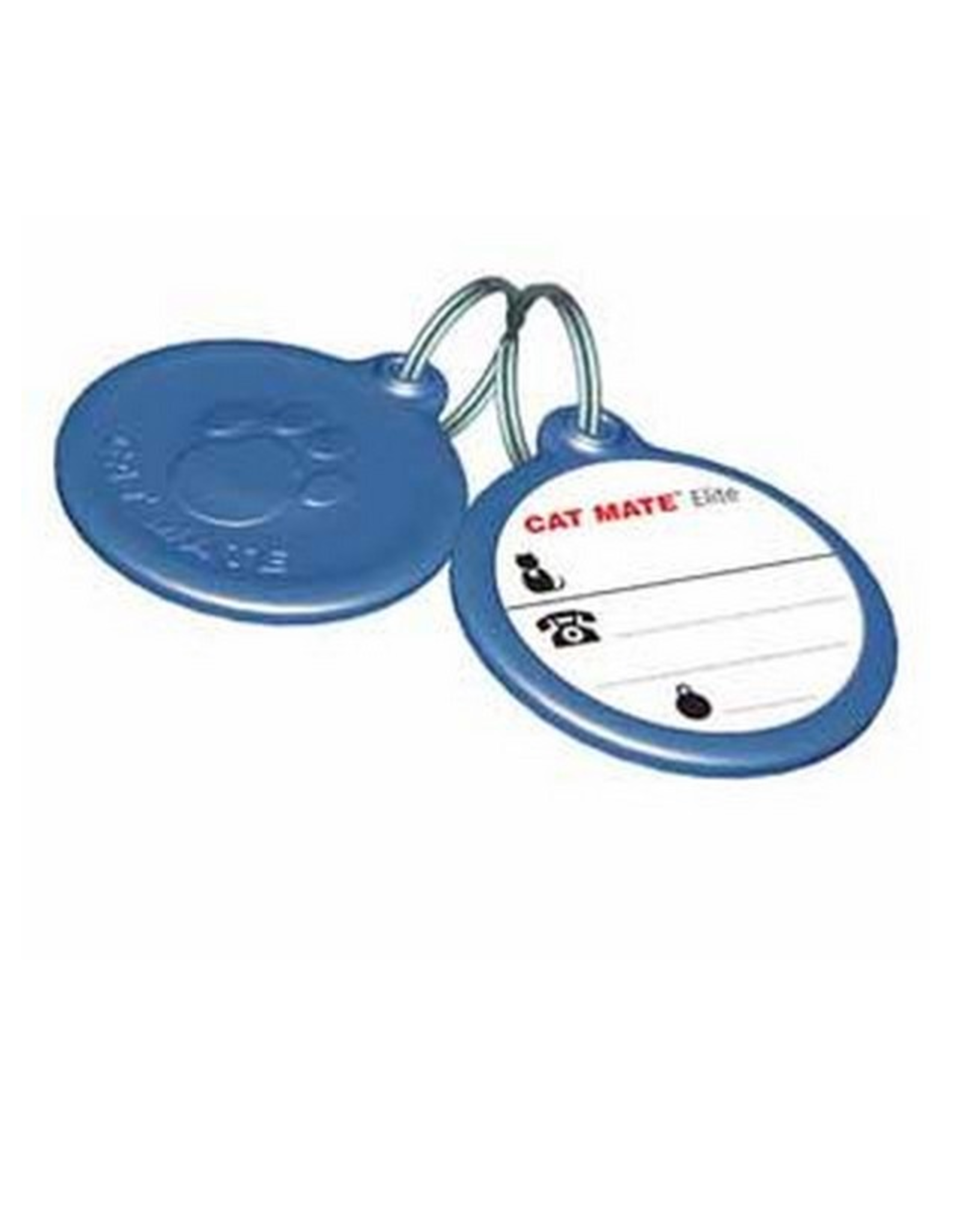 Cat Mate Electronic I.D. Disk Elite