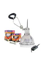 Arcadia AR Ceramic Reflector Clamp Lamp