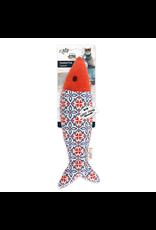 afp afp Vintage Smoked Fish Cat Toy
