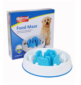 Animal Instincts Dog Food Maze