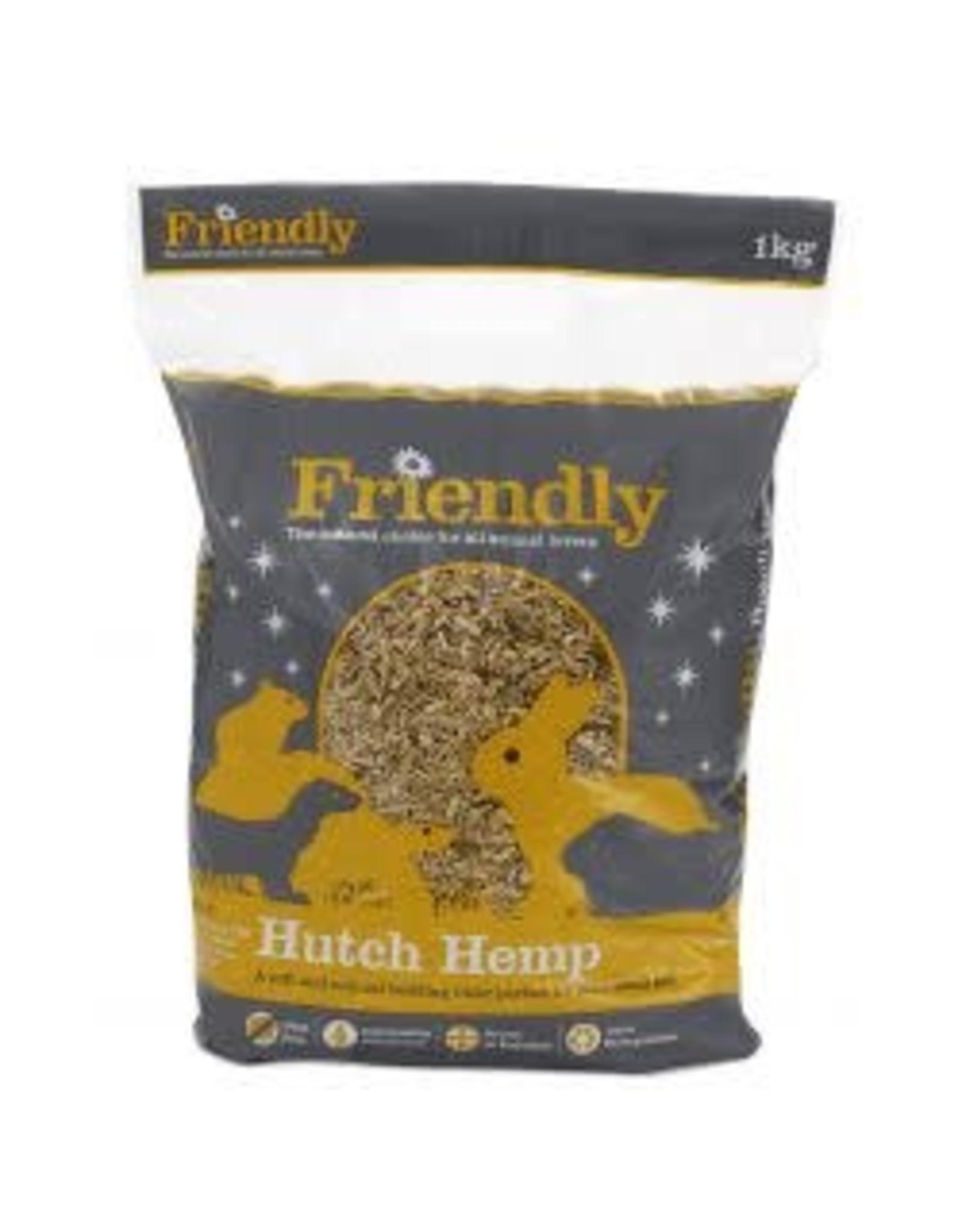 Friendly Friendly Hutch Hemp 1kg