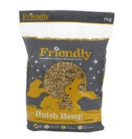 Friendly Friendly Hutch Hemp 1kg