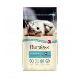 Burgess Burgess Kitten Chicken 1.5kg