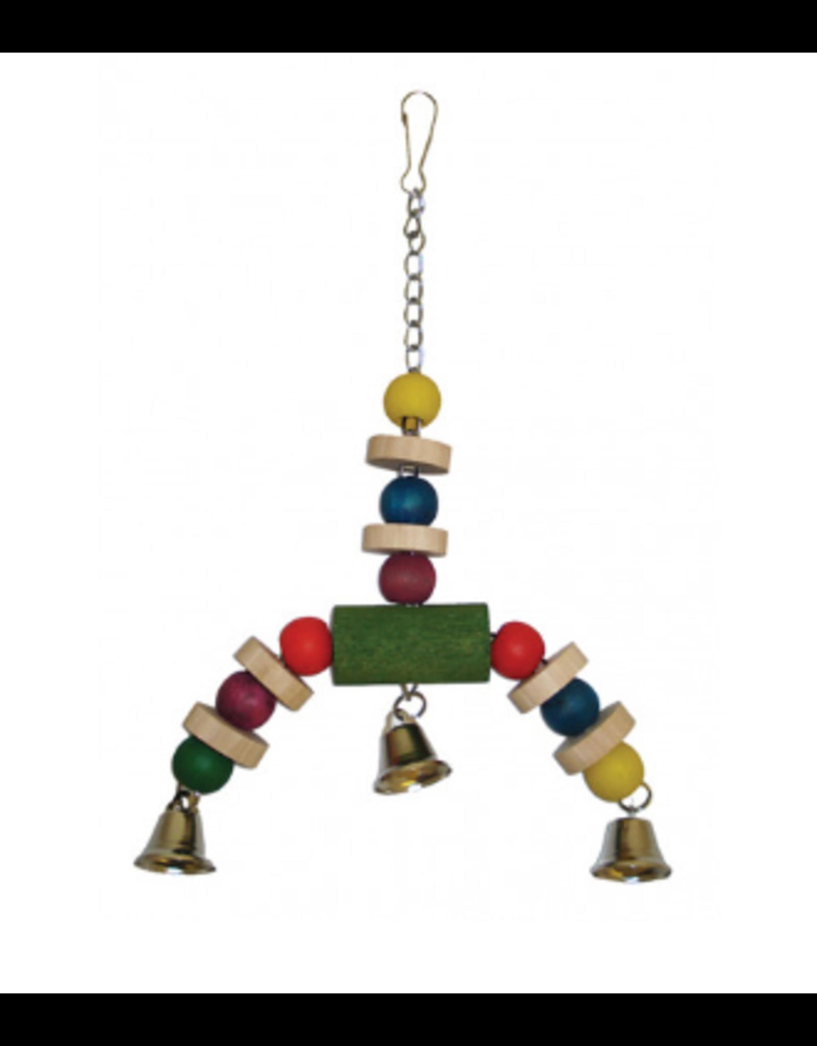 Happy Pet Jingler Bird Toy