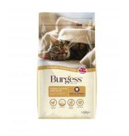 Burgess Burgess Cat Adult Chicken & Duck 1.5kg