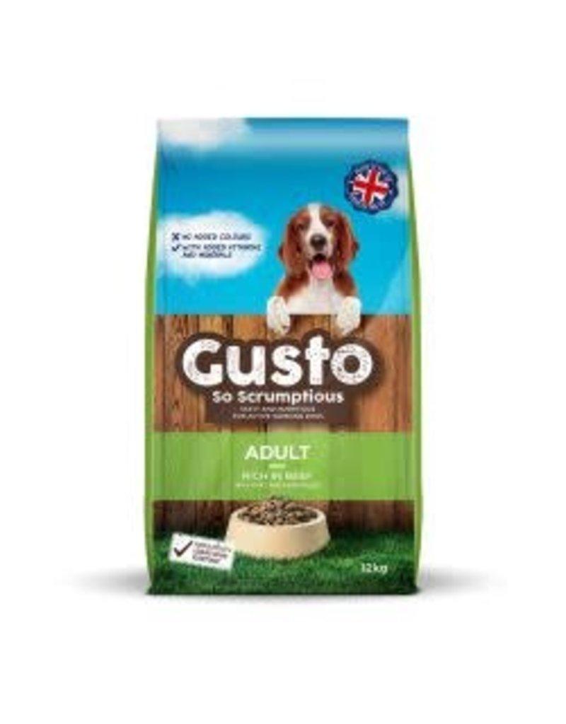 Gusto Gusto Complete Dog Food Adult 12kg