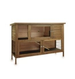 Sharples Hutch 'N' Down Double Hutch Extra Large