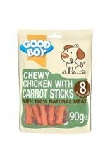Armitage GB Chewy Chicken & Carrot Sticks 90g