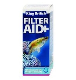 King British King British Filter Aid+ 100ml
