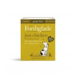 Forthglade Forthglade Just Chicken Grain Free Single