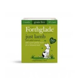 Forthglade Forthglade Just Lamb Grain Free Single