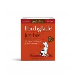 Forthglade Forthglade Just Beef Grain Free Single