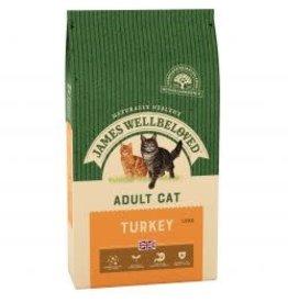 James Wellbeloved JW Cat Turkey & Rice 1.5kg