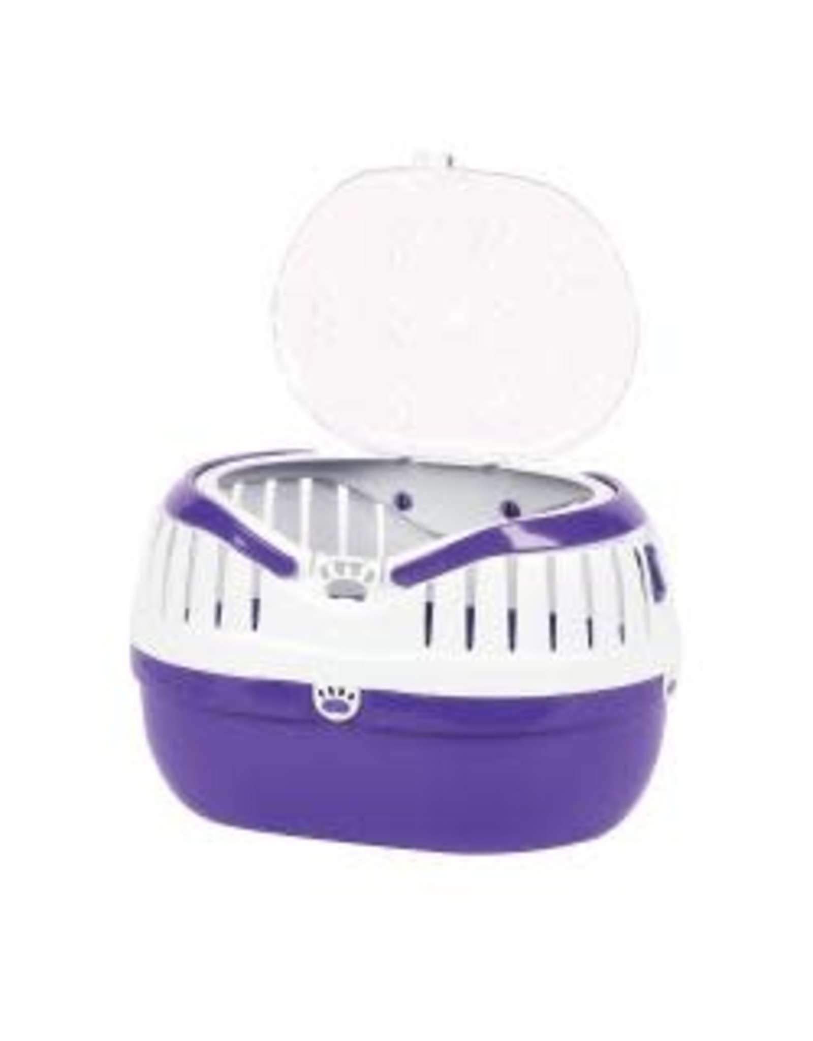 Happy Pet Small Animal Carrier Large Purple
