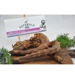 Cotswold Raw Cotswold Raw Turkey Neck (Dried) 375g