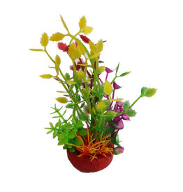 Betta Betta Choice XS Green, Purple & Red Plant