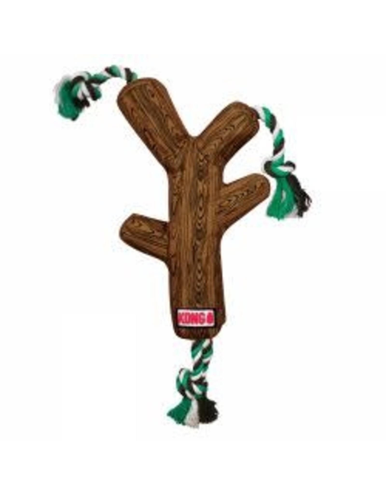 Kong Kong Fetch Stix & Rope