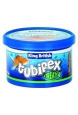King British King British Tubifex Fish Treat 10g