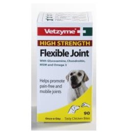 Vetzyme Vetzyme High Strength Flexible Joint Tablets