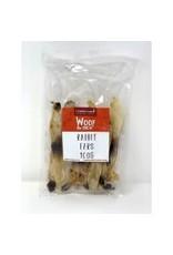 Woof & Chew Woof & Chew Dried Rabbit Ears 100g
