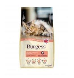 Burgess Burgess Cat Adult Salmon 10kg