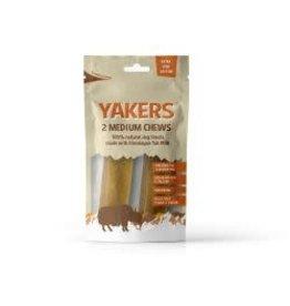 Yakers Yakers Dog Chew Medium 2 Pack